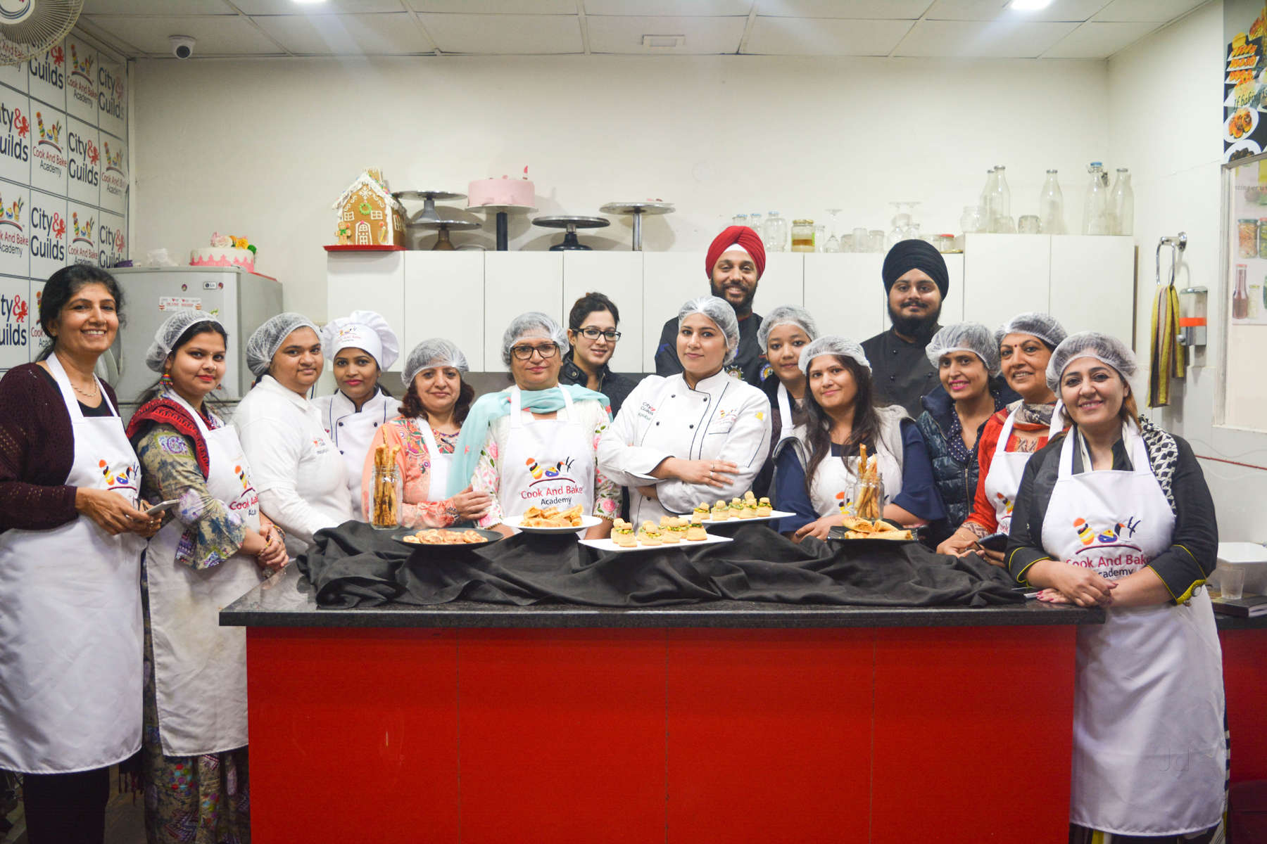 Cook and Bake Academy, New Delhi