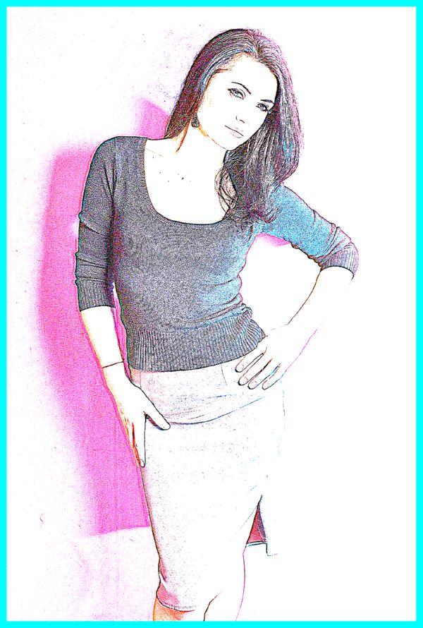 Hot France Girl