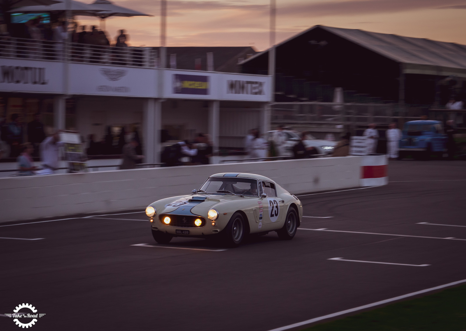 Counting down to the Goodwood Revival 2021