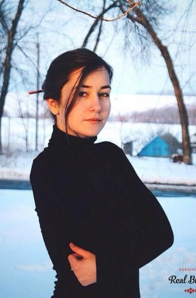 Profile photo Ukrainian girl Marina