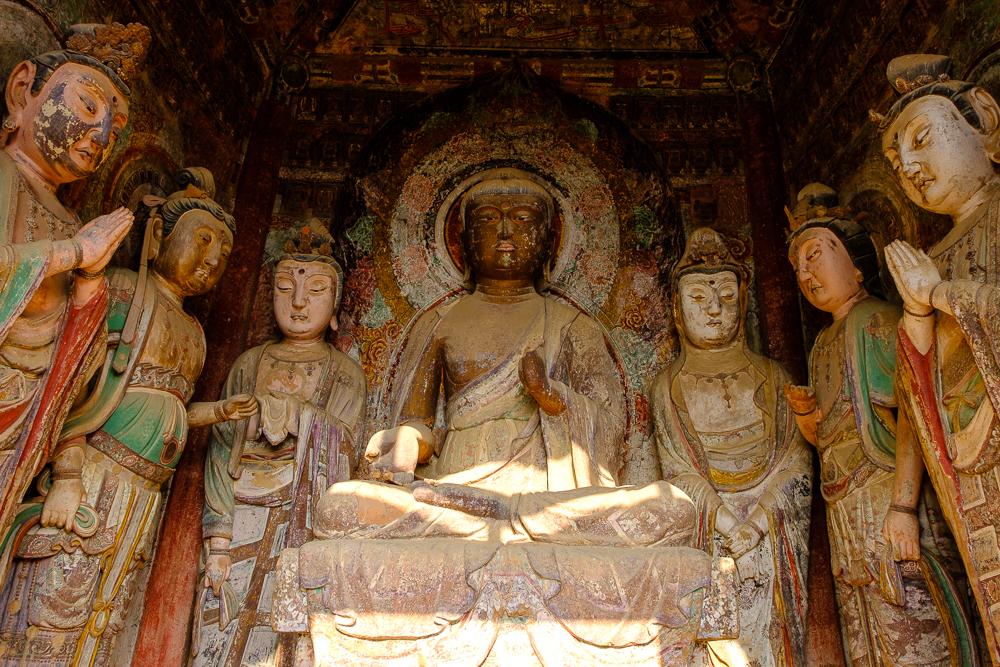 Meerdere boeddhas