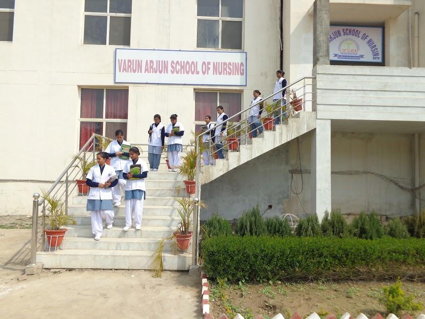 Varun Arjun School Of Nursing Rohilkhand Hospital, Shahjahanpur Image