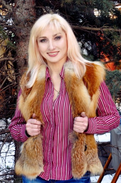 Profile photo Ukrainian women Svetlana