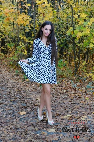 Photo gallery №8 Ukrainian bride Anastasia