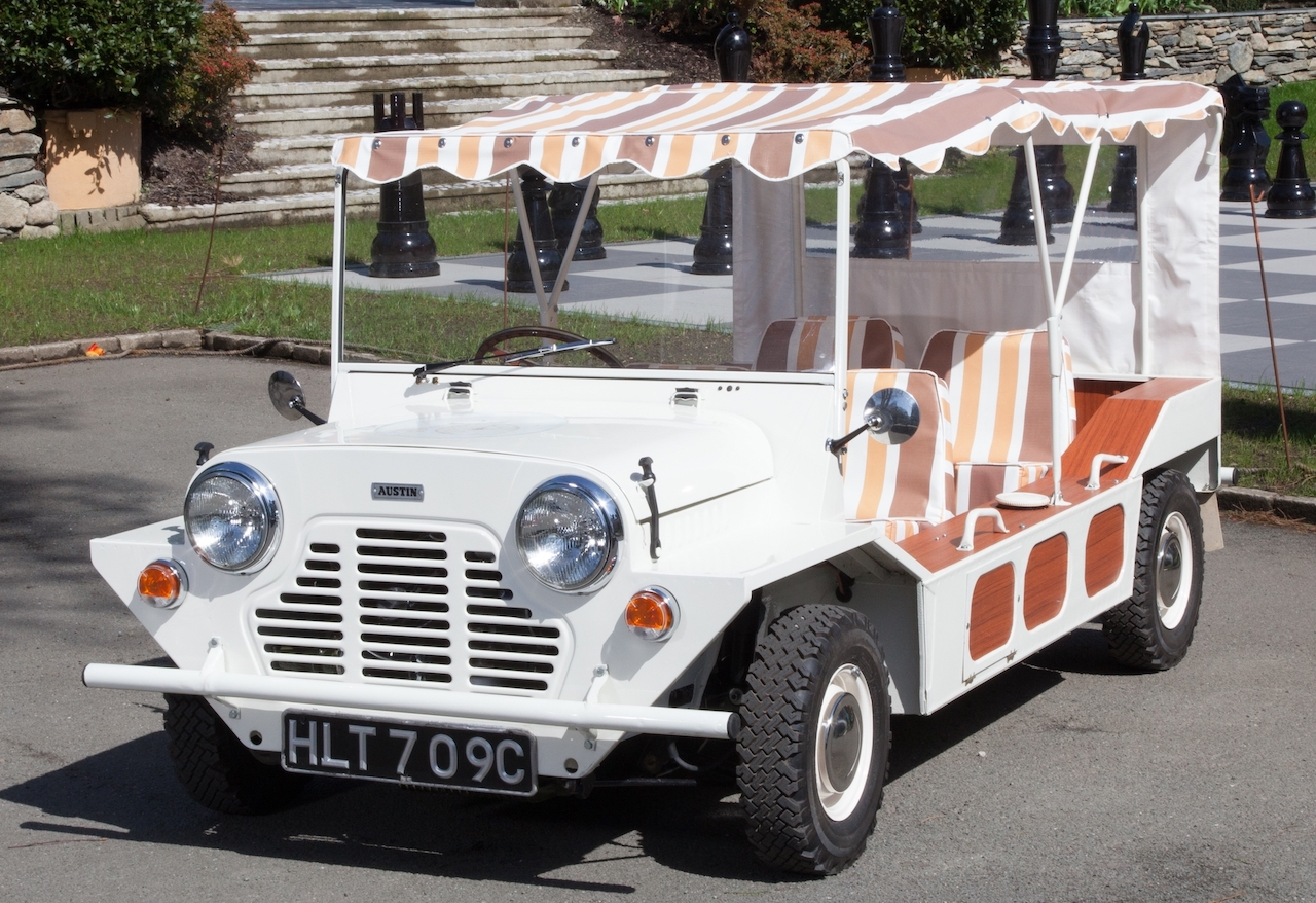 Motoring 'Firsts' and Mini's 60th anniversary to be celebrated at the London Classic Car Show