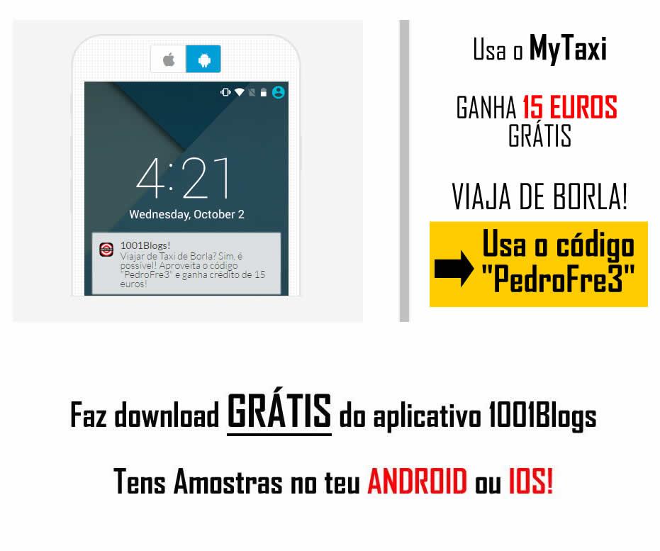Oportunidade [Provado] MyTaxi - Viajar de borla num taxi, usa um código de 5 euros!  My%20taxi%20app