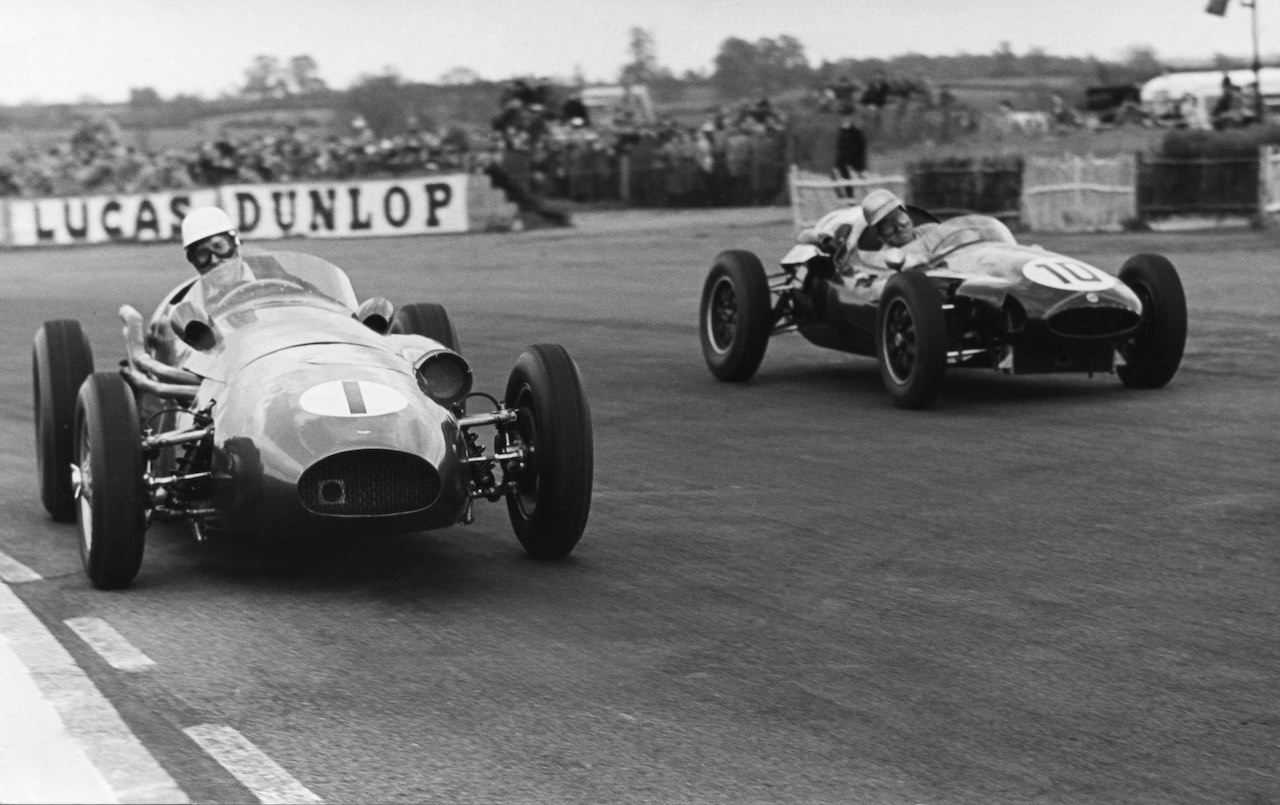 Aston Martin's return to F1 builds on its racing heritage