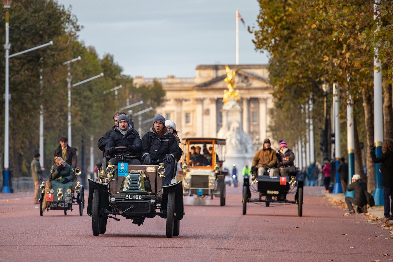 London to Brighton Veteran Car Run announcement due in July