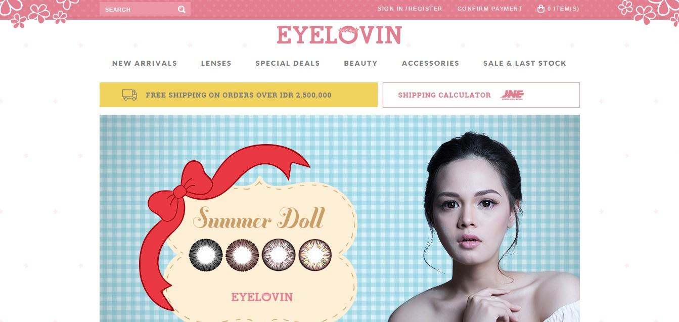 Eyelovin
