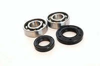 Main Crankshaft Bearings and Seals Kit Honda CR125M Elsinore 1973-1978