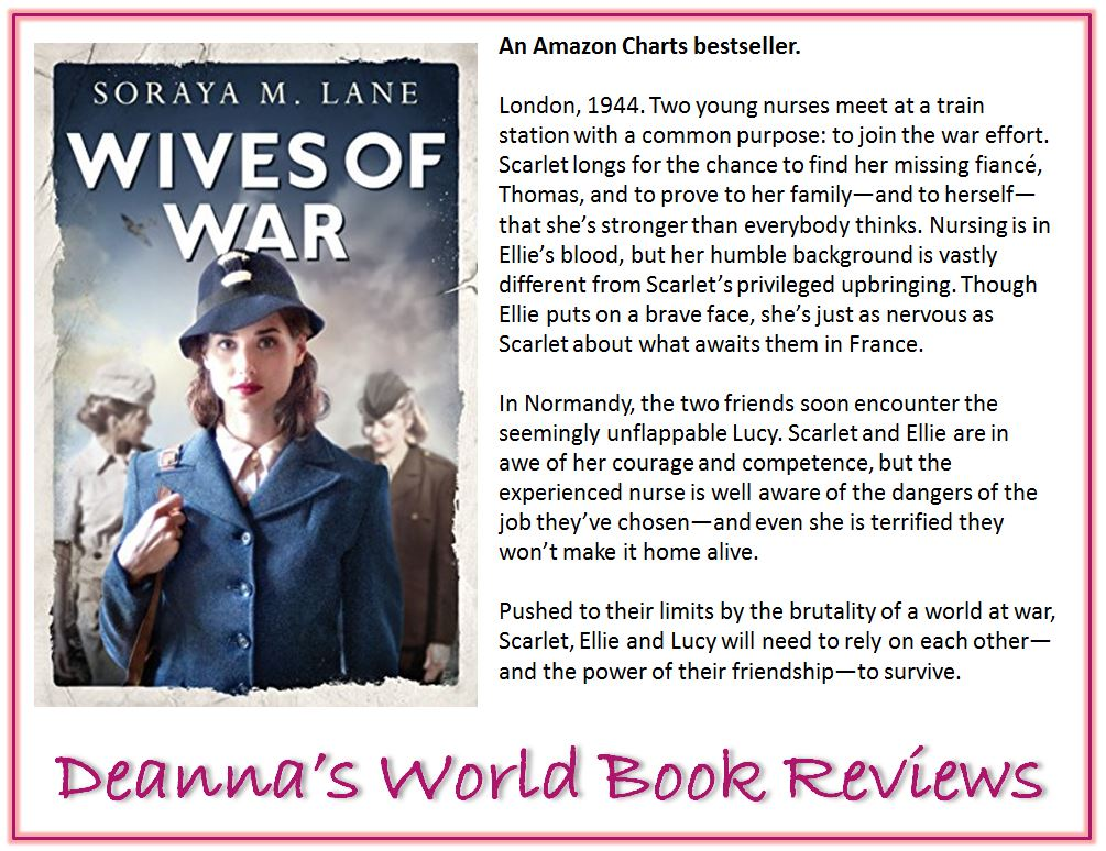 Wives of War by Soraya M Lane blurb