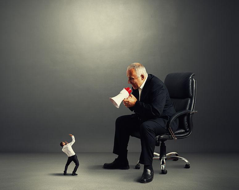 Cara Menghadapi Atasan yang Tidak Bersahabat