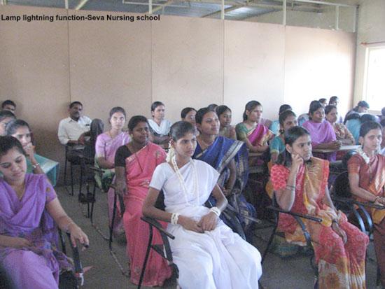 Seva Nursing School, Sakhar Kamgar Hospital, Ahmednagar Image