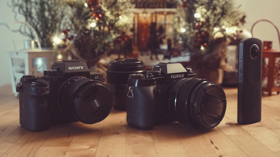 my 'B' cameras