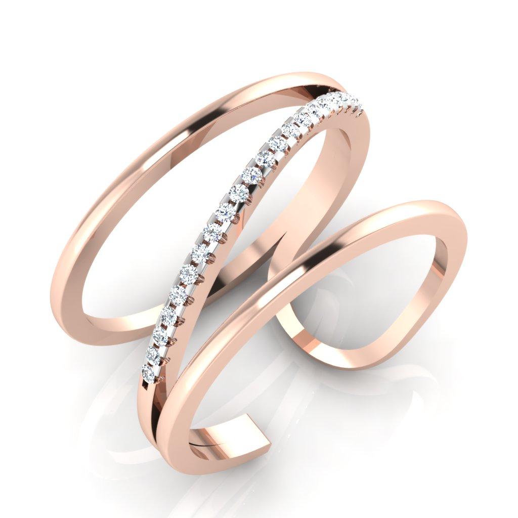 The Arista Diamond Ring