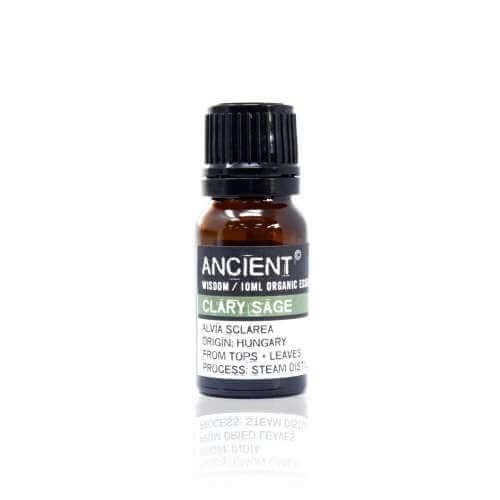 organic essential oil 10ml - clary sage