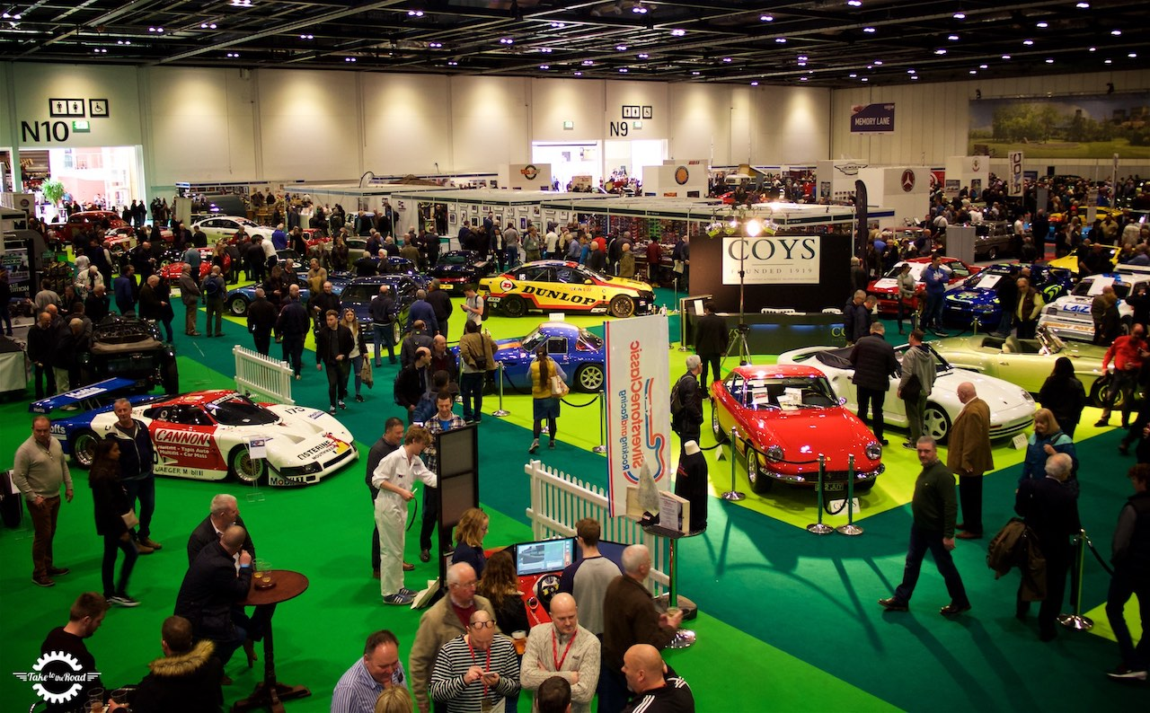 London Classic Car Show Review 2017