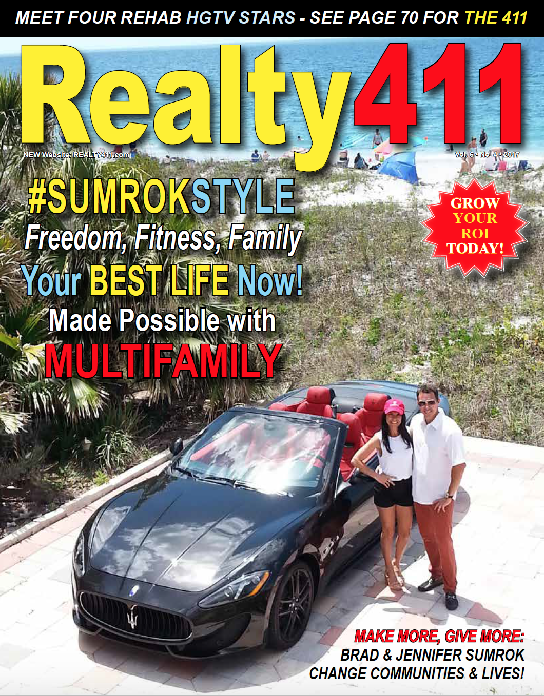 Sumrok Realty 411 Cover