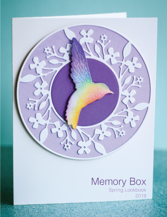 Memory Box 2019 Spring Look Book