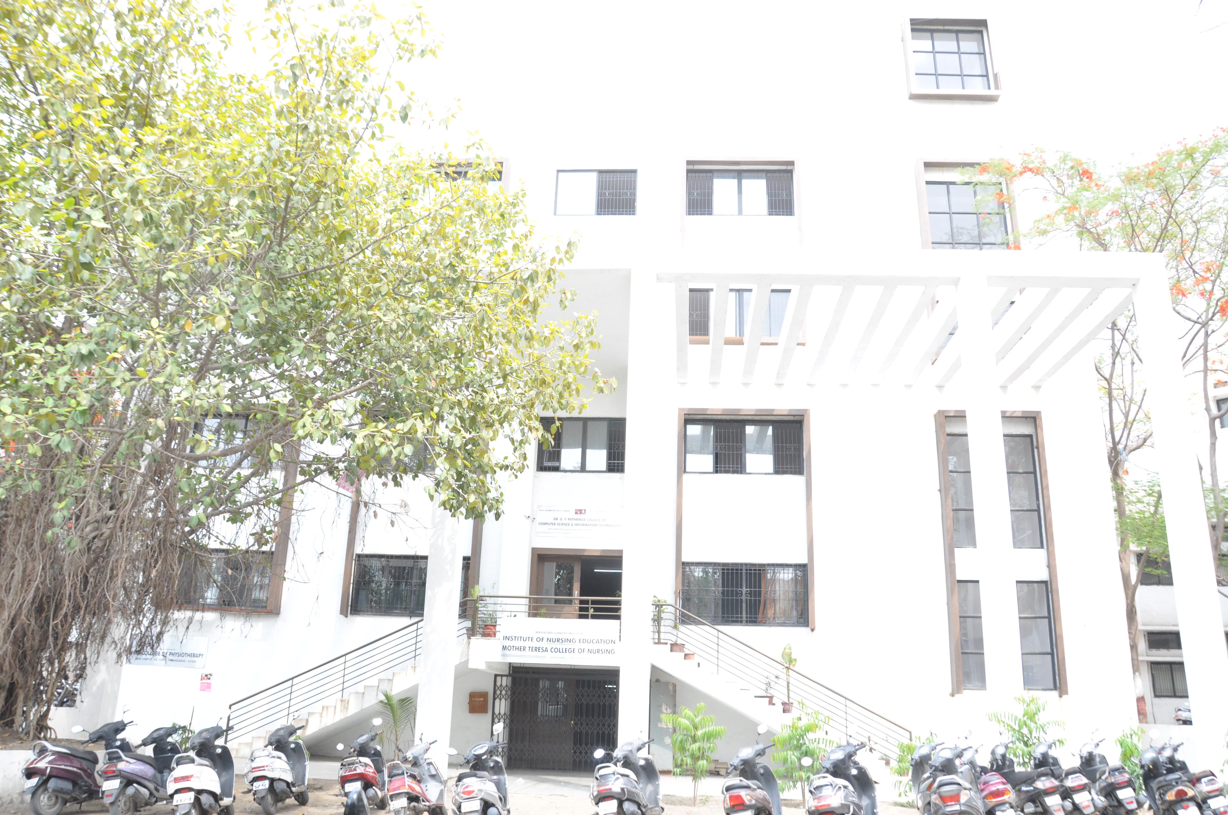 M G M Institute Of Nursing Education, Aurangabad Image