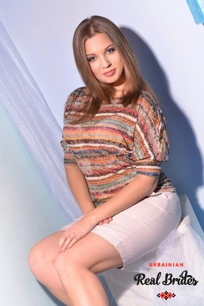 Photo gallery №8 Ukrainian bride Alexandra
