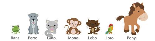 Cómo personalizar tu dibujo, animales, mascota, perro, gato