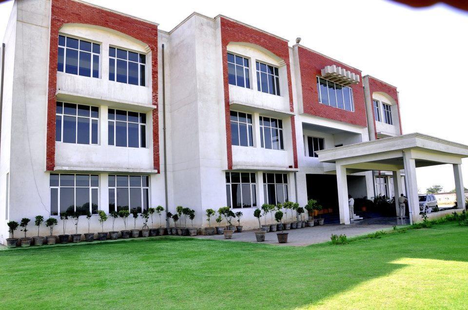 Smt Shanti Devi School of Nursing