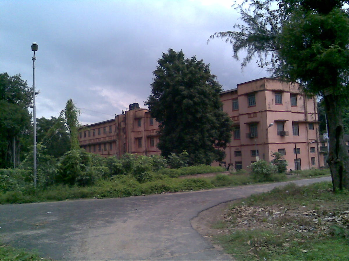 Bankura Sammilani Medical College Hospital