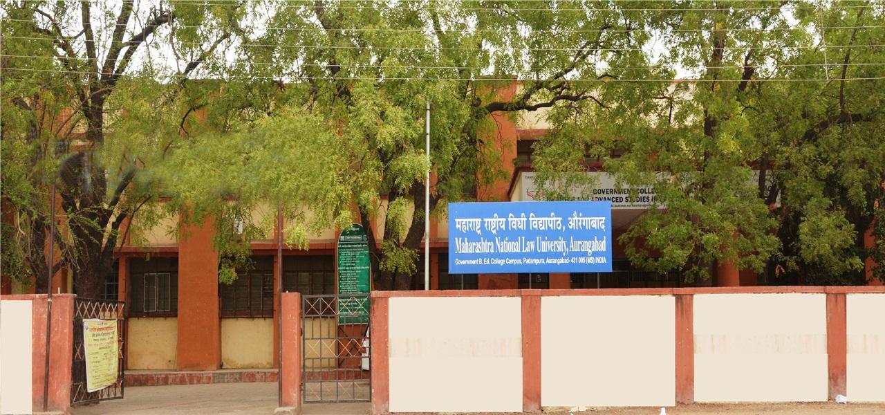 MNLU (Maharashtra National Law University, Aurangabad) Image