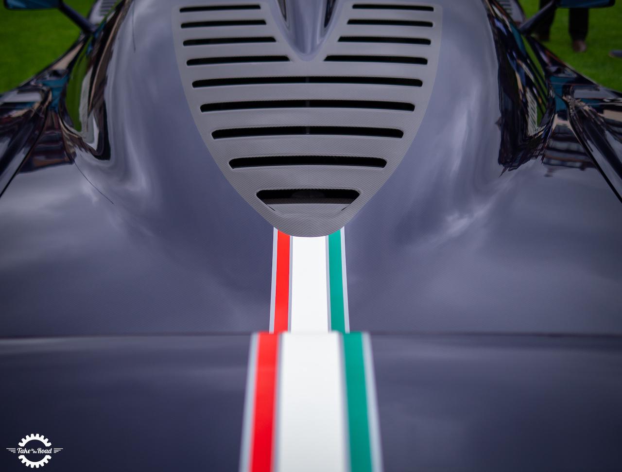Frank Stephenson on designing the Maserati MC12