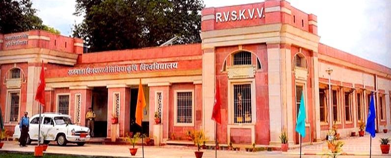 Rajmata Vijayaraje Scindia Krishi Vishwavidyalaya, Gwalior