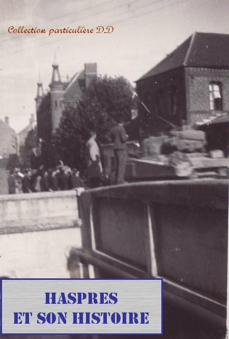 1944, la libération d'Haspres