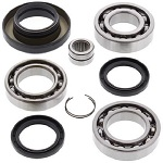 Rear Differential Bearings and Seals Kit Honda TRX500TM Foreman 2005 2006