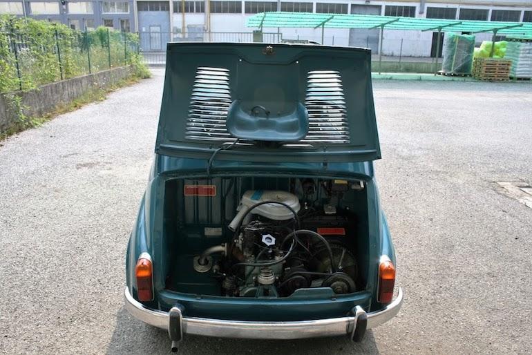 1968 Fiat 600D Fanalona