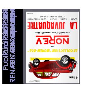 Publicité 1967 RENAULT Juvaquatre