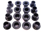 Complete Set Front Upper Lower A Arm Bushings Outlaw 525 S 2008 2009 2010