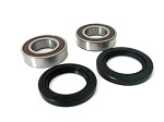 Front Wheel Bearings and Seals Kit Kawasaki ZX1100 D Ninja ZX-11 1993-2001