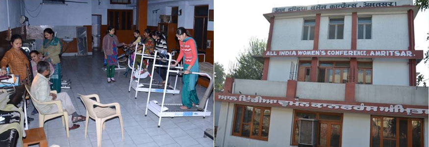 All India Women Industrial School, Amritsar