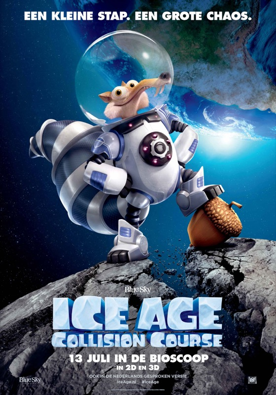 Ice Age 5: Collision Course (NL) 2D