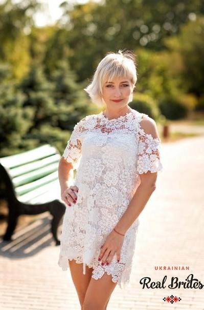 Profile photo Ukrainian women Zhanna