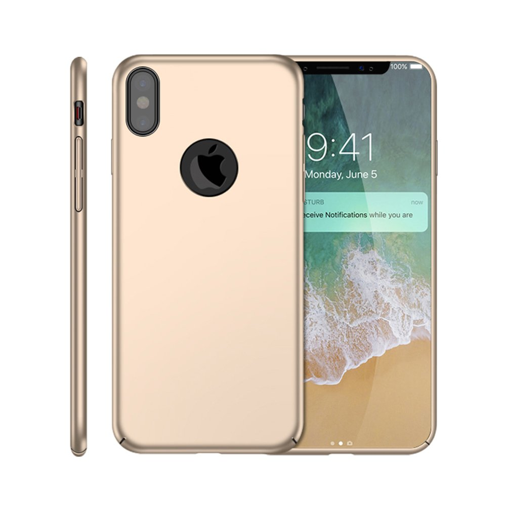 Thin-Slim-Hard-Case-Tempered-Glass-Cover-For-Apple-iPhone-X-XS-XR-Max-10-8-7-6s miniatuur 65