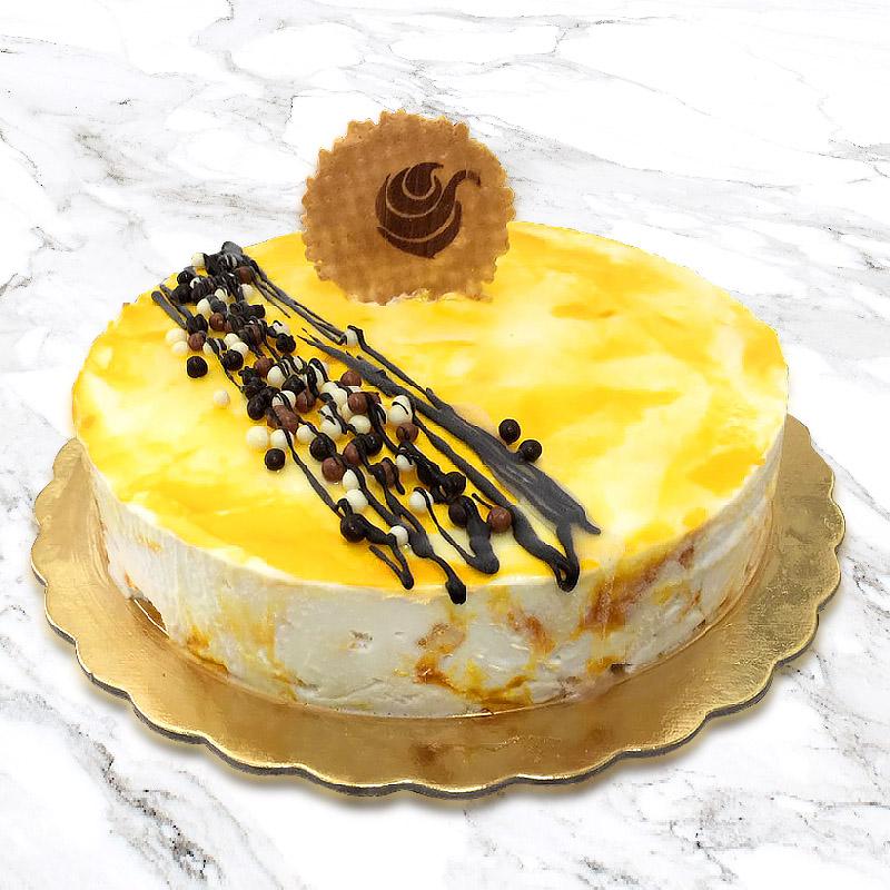helado de  Tarta de Yogurt con Mango giolatto