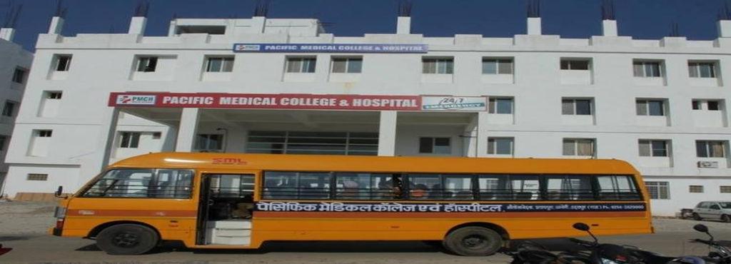 Pacific Medical College and Hospital, Bhilo Ka Bedla, Udaipur Image