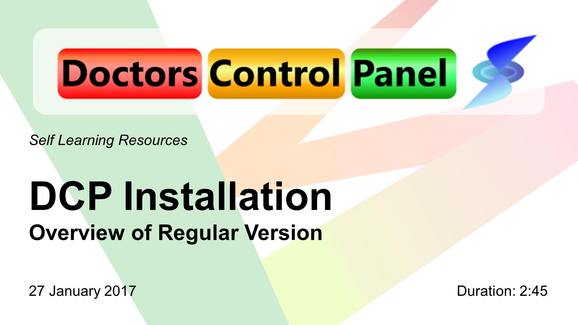 Installation Thumbnail