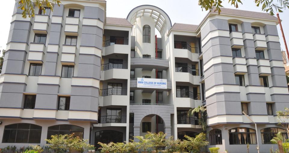 Madras Medical Mission College Of Nursing Image