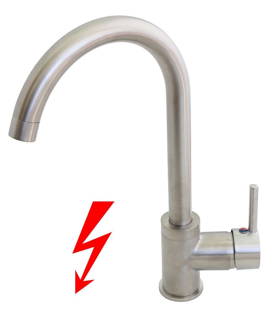 Küchenarmatur Niederdruck Spültisch Armatur Wasserhahn