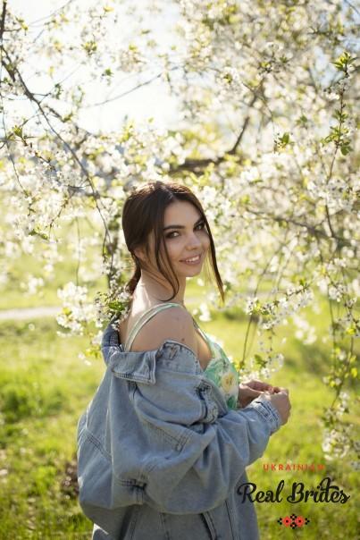 Photo gallery №9 Ukrainian bride Ksenia