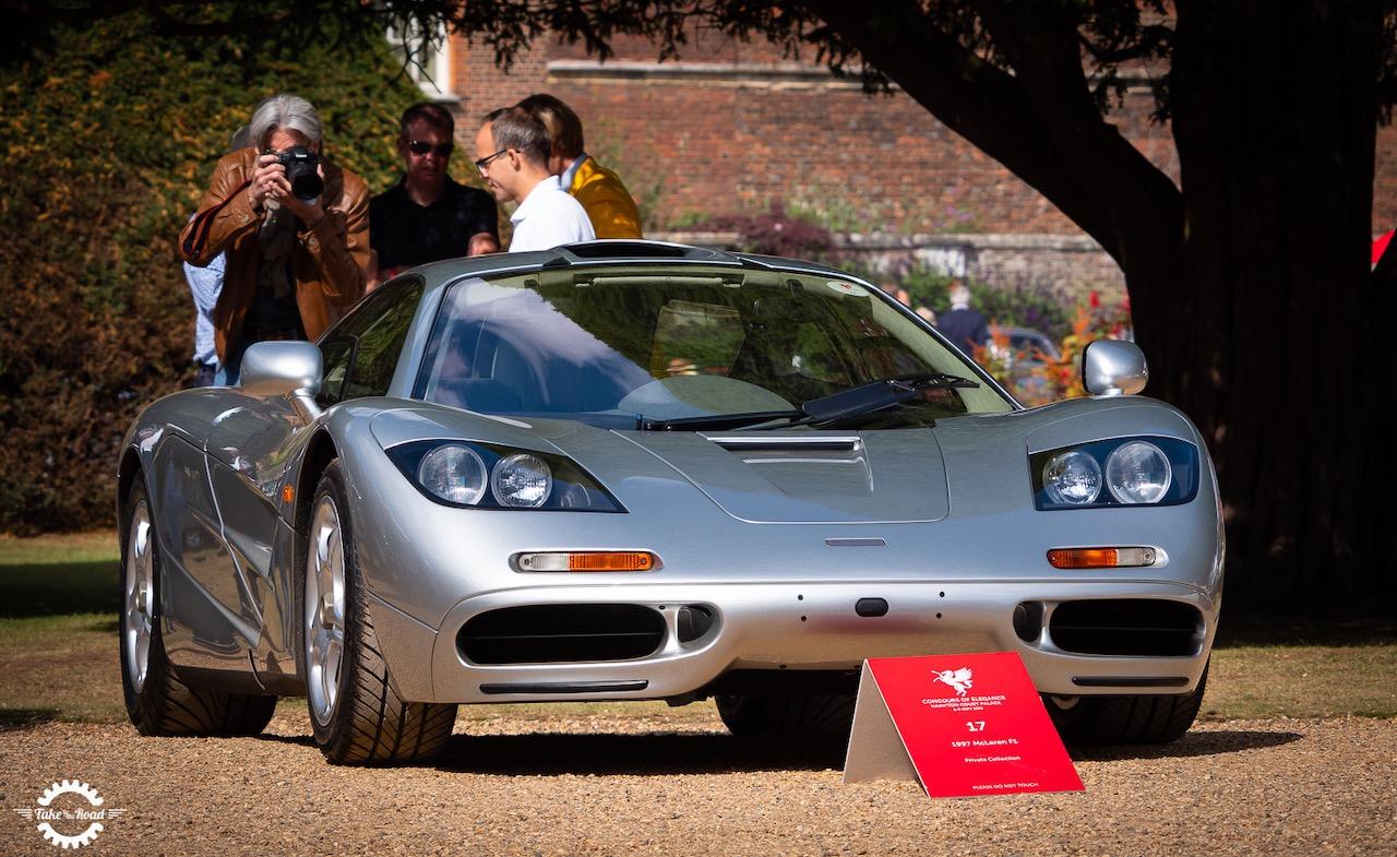 467 - McLaren F1 GTR 25th Anniversary Concours of Elegance Display - 07.jpg