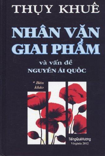 Nhân Văn Giai Phẩm và vần đề Nguyễn Ái Quốc