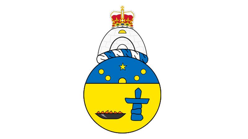 Escudo de Nunavut